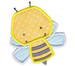 Little Bee Applique
