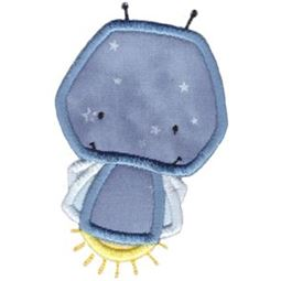 Little Firefly Applique