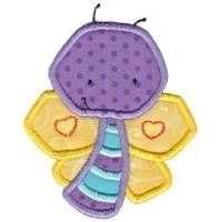 Little Bugs Applique