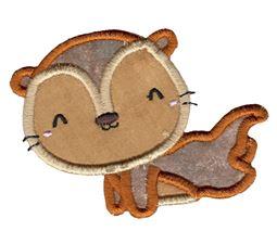 Little Otter Applique 4