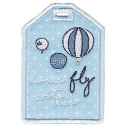 Come Fly With Me Luggage Tag