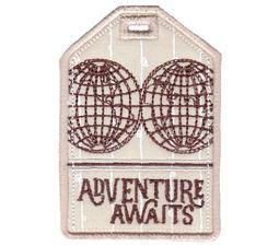 Adventure Awaits Luggage Tag