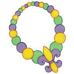 Fleur De Lis Beads