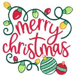 Merry Christmas (English)
