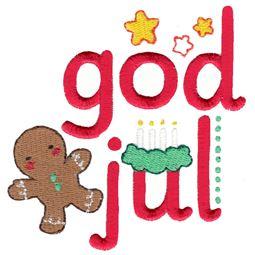 God Jul (Swedish)