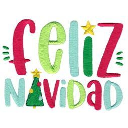 Feliz Navidad (Spanish)