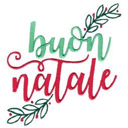 Buon Natale (Italian)
