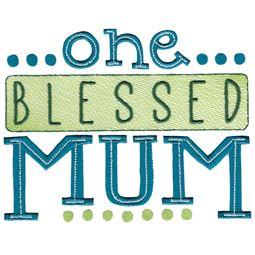 One Blessed Mum