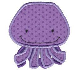 Ocean Octopus Applique
