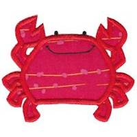 Ocean Creatures Applique