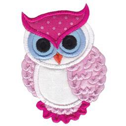 Ruffle Love Owl