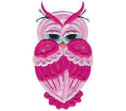 So Feminine Owl