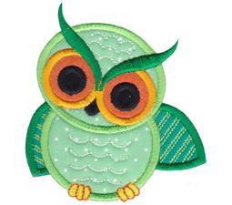 Bright Eyes Owl