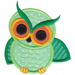 Bright Eyes Owl