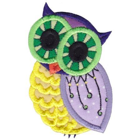 Happy Mama Owl