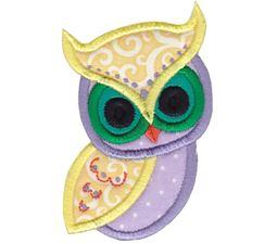 Hey Look Ruffles Owl