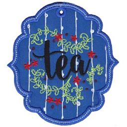 Tea ITH Pantry Label