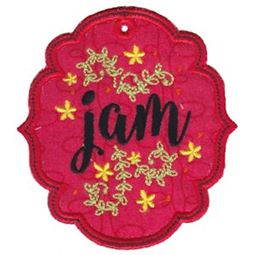 Jam ITH Pantry Label