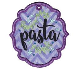 Pasta ITH Pantry Label
