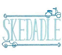 Skedadle