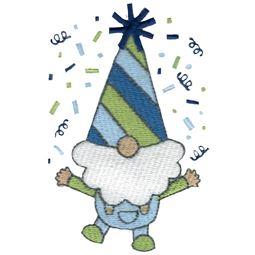Celebrate Boy Gnome