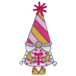 Birthday Gift Girl Gnome