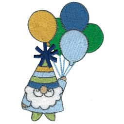 Up Up And Away Boy Gnome