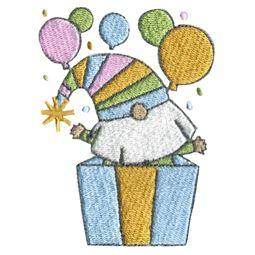 Birthday Surprise Boy Gnome