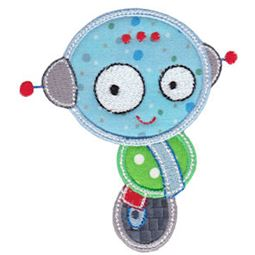 Robots Applique 10