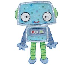 Robots Applique 4