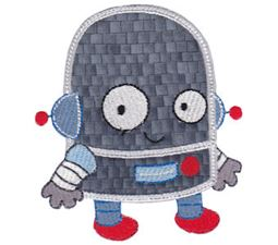 Robots Applique 5