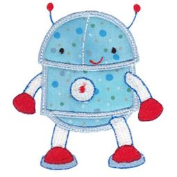 Robots Applique 9