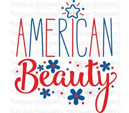 American Beauty SVG