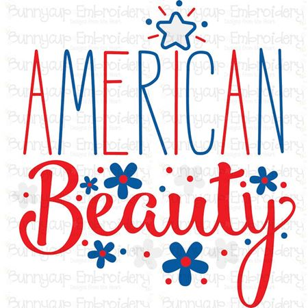 American Beauty SVG