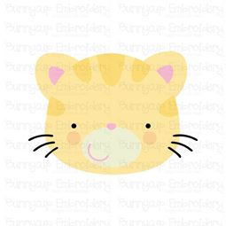 Adorable Animal Faces Cat