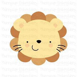 Adorable Animal Faces Lion
