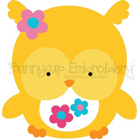 Adorable Owls 1 SVG