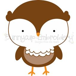 Adorable Owls 10 SVG