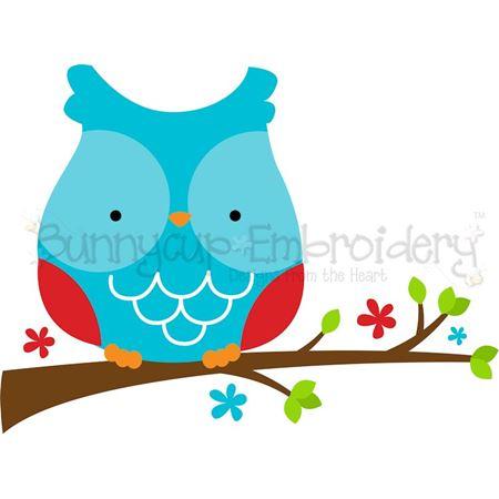 Adorable Owls 11 SVG