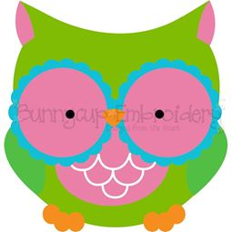 Adorable Owls 2 SVG
