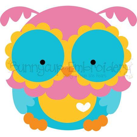 Adorable Owls 3 SVG