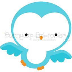 Adorable Owls 8 SVG