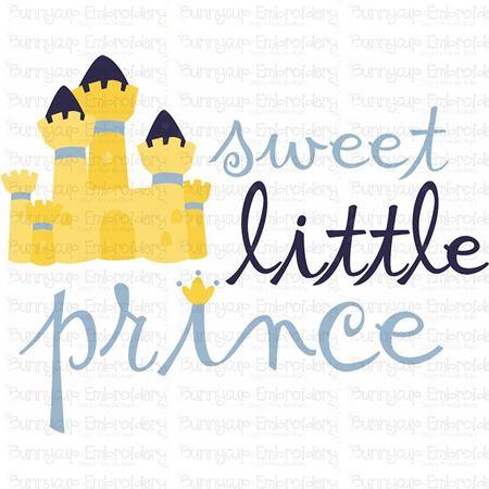 Sweet Little Prince SVG