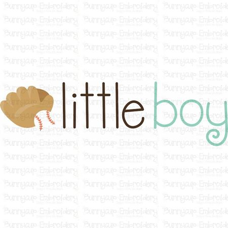 Little Boy SVG