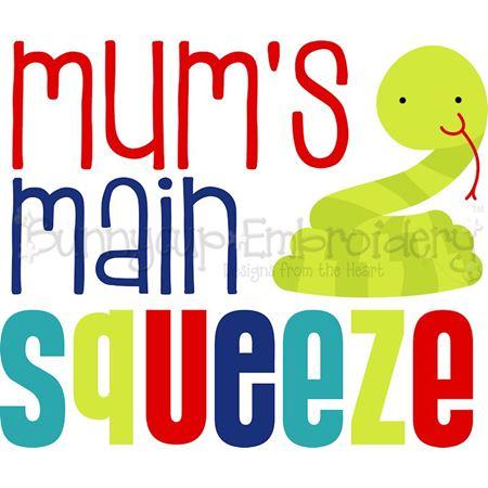 Mum's Main Squeeze SVG