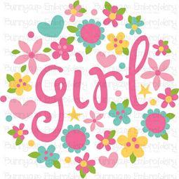 Girl SVG