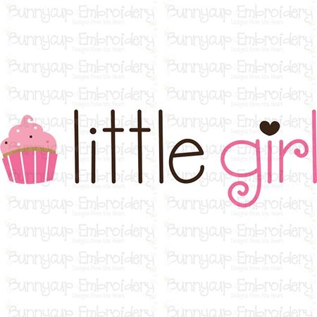 Little Girl SVG