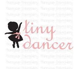 Tiny Dancer SVG