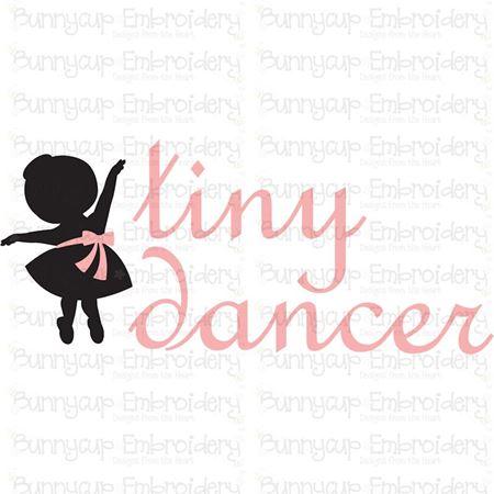 Tiny Dancer SVG