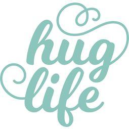 Hug Life SVG